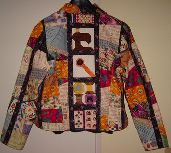 mad quilters jacket